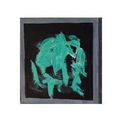 Garabato verde