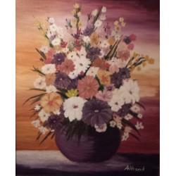 Jarron flores 50x40