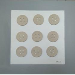 Botones relieve 70x70
