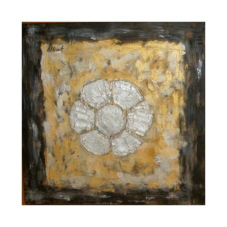 Abstraco flor de Reus