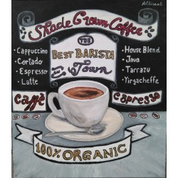 Café 40x35