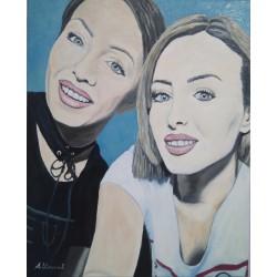Erika y Vanesa
