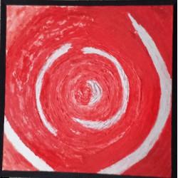 Espiral rojo
