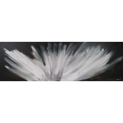 Cuadro explosión abstracto Altisent  50x150